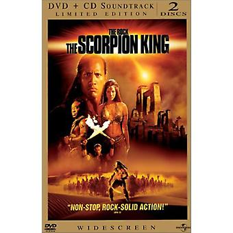 The Scorpion King [Ws] [Limited Edition] [DVD/Cd] [DVD] USA import