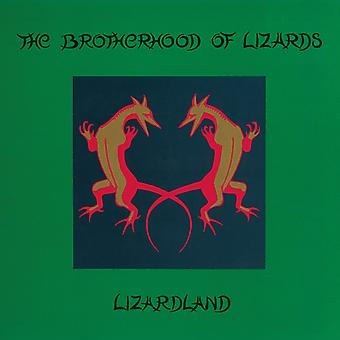 Brotherhood of Lizards - Lizardland (2Xlp) [Vinyl] USA import