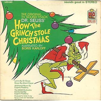 Soundtrack - hvordan Grinchen st (LP [Vinyl] USA import