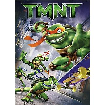 Import USA TMNT [DVD]