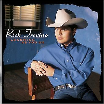 Rick Trevino - Learning as You Go [CD] USA import