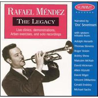 Rafael Mendez - Legacy [CD] USA import