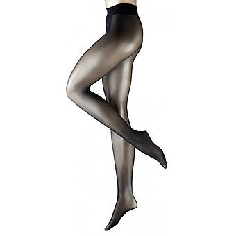 Falke Matt Deluxe 20 Denier Transparent Matt Tights - Marine