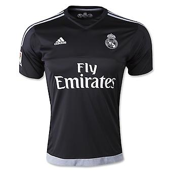 2015-2016 Real Madrid Adidas Startseite Torwart Shirt (Kinder)