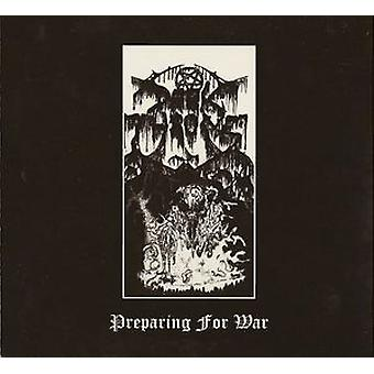 Darkthrone: At forberede krig (CD)