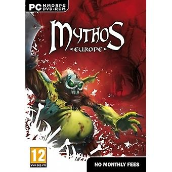 Mythos (PC DVD) (huragan)