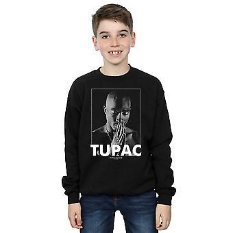 2Pac jongens Tupac Shakur bidden Sweatshirt