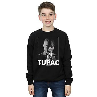 2Pac Boys Tupac Shakur Praying Sweatshirt