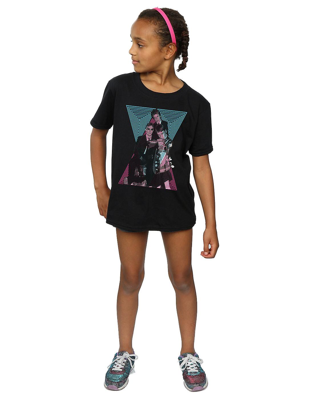 Paul Weller Girls Sights Photo T-Shirt