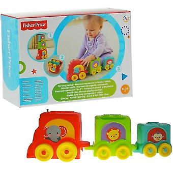 Fisher-Price Stack en Roll Choo Choo Stacker AOY8653