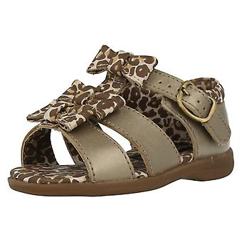 Startrite Girls Bow Detailed Sandals Little Sunshine