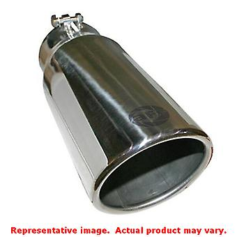 aFe Exhaust Power Tip 49-90002 Polished 4in In x 5in Out, 12in Long Fits:CHEVRO