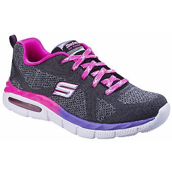 Skechers enfants filles d'Air appel Bliss jovial contraste formateurs