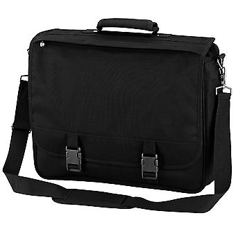 Quadra Portfolio Briefcase Bag - 12 Litres
