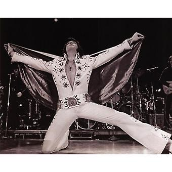 Elvis Presley - Cape Poster Poster Print