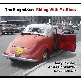 Kingmixers - Riding med Mr. Blues [DVD] USA import