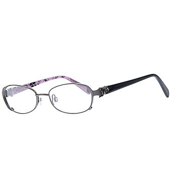 John Galliano women's designer eyewear frame multi coloured