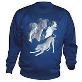 Sweat Shirt Design B-xx-grote-Marine