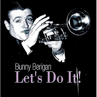 Bunny Berigan - Lad os gøre det! [CD] USA import