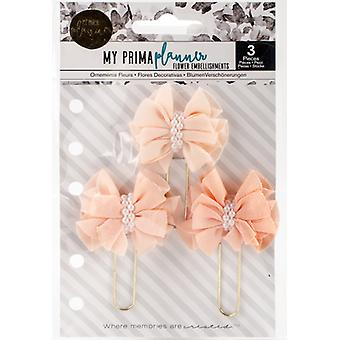 My Prima Planner Clips-Sweet Blush 593759