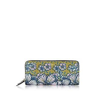 FURLA ladies 887985 multicolor leather wallet