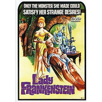 Lady Frankenstein (1971) [DVD] USA import