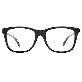 Gucci GG0018O Glasses In Black