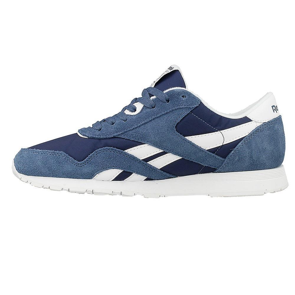 Reebok CL Nylon BD4902 Universal alle Jahr Männer Schuhe