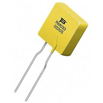 PTC fuse Current I(H) 0.33 A 240 V (L x W x H) 27.6 x 11.4 x 3.8 mm