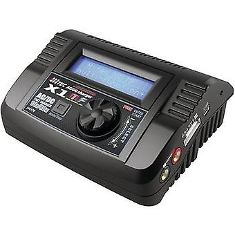 Scale model multifunction charger 12 V, 220 V 10 A Hitec Multich
