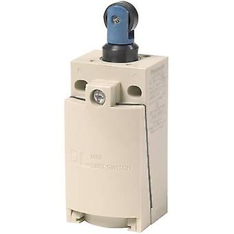 Limit switch 220 Vdc, 380 V AC 6 A Tappet momentary