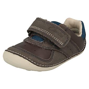 Infant Boys Clarks First Cruiser Shoes Tiny Tay