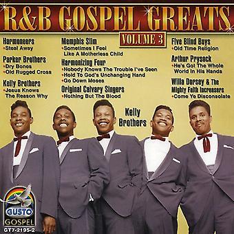 Evangelio de R&B - importación de los E.e.u.u. Evangelio [CD] Vol. 3-R&B
