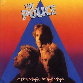 Politie - Zenyatta Mondatta [CD] USA importeren