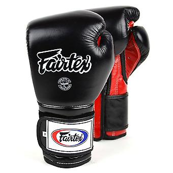 Fairtex Mexican Style Boxing Gloves - White-Red