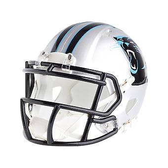 Riddell mini football helmet - NFL speed Carolina Panthers