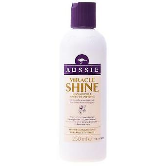 Aussie Miracle Shine Conditioner 250 ml (Hair care , Hair conditioners)