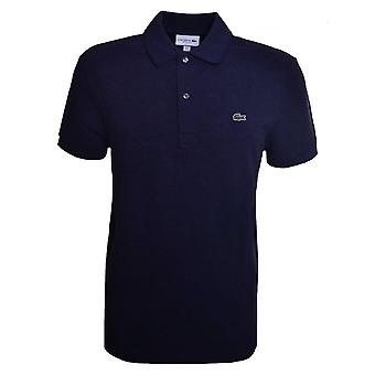Lacoste Men's Regular Fit Blue Polo Shirt