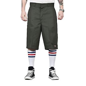 Dickies 13'' Multi-Pocket Work Short - Olive Green Dickies42283 Mens Shorts