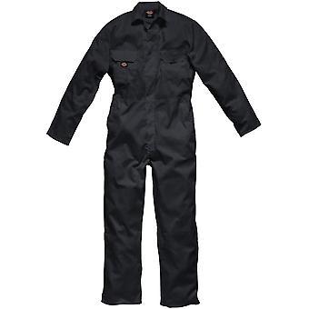 Dickies Mens Redhawk värde ekonomi resår midjan Coverall overaller