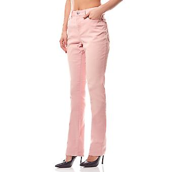 Database-pastel look of skinny jeans pants women's stretch rose ARIZONA