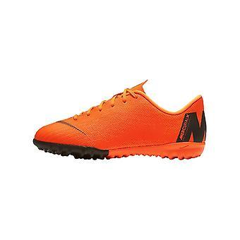 Nike JR Mercurial Vaporx 12 Academia GS TF por naturaleza AH7342810 fútbol todo el año niños zapatos