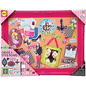 Tres Chic Create A Style Board Kit