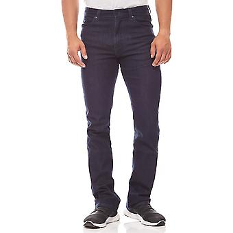 Wrangler jeans mens Arizona stretch Blau