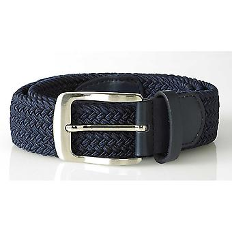 Duke Mens Dani Stretch Braided Belt