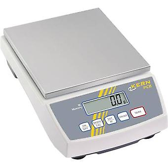 Precision scales Kern Weight range 6 kg Readability 1 g