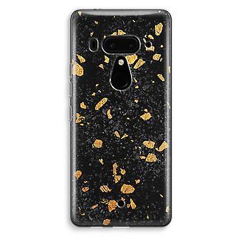 HTC U12+ Transparent Case - Terrazzo N°7