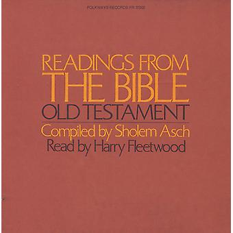 Harry Fleetwood - Readings From the Bible-Old Testament: Compiled by [CD] USA import