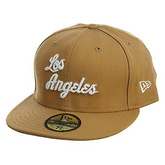 Nova Era 59fifty Los Angeles Mens estilo: Aaa99