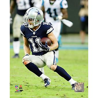 Cole Beasley 2018 Action Photo Print